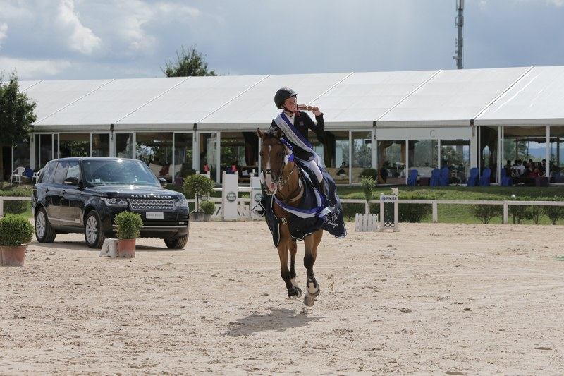 Placement Land Rover Arezzo Equestrian Centre Ptm